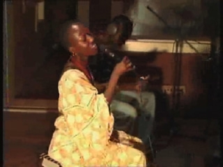 Coulisses – Rokia Traore – Tchamantche