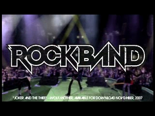 Jeux Video – Rockband