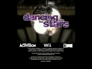 Jeux Video – Dancing with the Stars