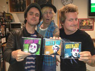 Green Day sort une trilogie à la rentrée