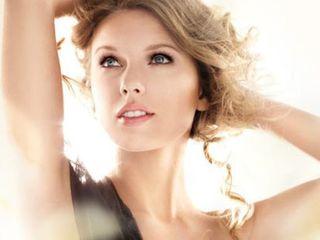 Taylor Swift en mode pop