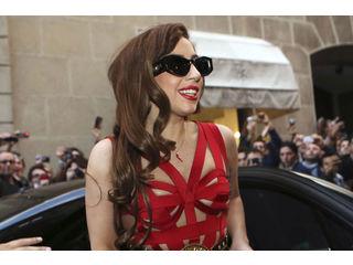 Lady Gaga dévoile un nouveau tube à ses fans