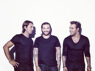 Swedish House Mafia à la première place des Charts
