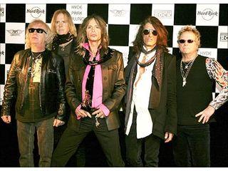 Le nouvel album d'Aerosmith enfin disponible