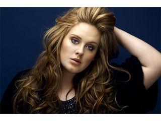 """Adele a vendu 25 millions d'exemplaires de son album """"21"""""""
