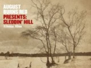 "August Burns Red – ""Sleddin' Hill, A Holiday Album"""