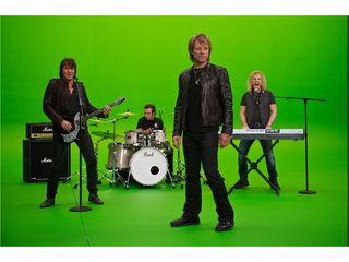 Bon Jovi prépare un album pour 2013