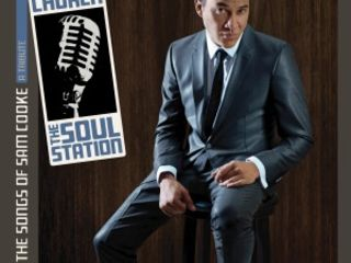 """Jarvis Church – """"The Soul Station Vol. 1: The Songs of Sam Cooke – A Tribute"""""""