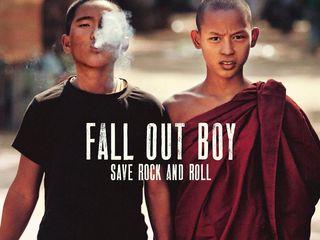 """""""Save Rock and Roll"""", le nouveau disque détonant de Fall Out Boy"""