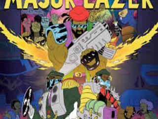 "Major Lazer – ""Free the Universe"""
