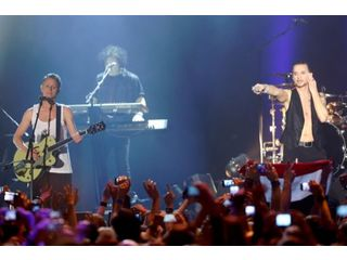Depeche Mode dévoile un nouveau clip