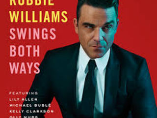 Robbie Williams renoue avec le jazz