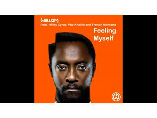 """Will.i.am invite Miley Cyrus pour son single """"Feeling Myself"""""""
