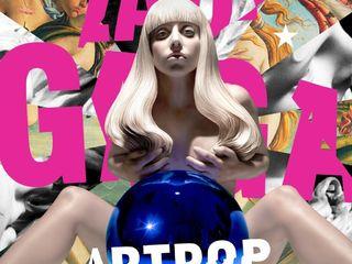 "Lady Gaga frappe fort avec ""ARTPOP"""