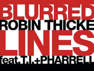 """Blurred Lines"", single le plus vendu aux Etats-Unis en 2013"