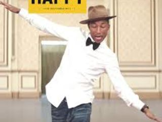 """Happy"", de Pharrell Williams, bat un record historique en France"