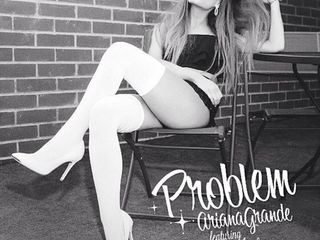 "Ariana Grande confirme son talent avec  ""Problem"""