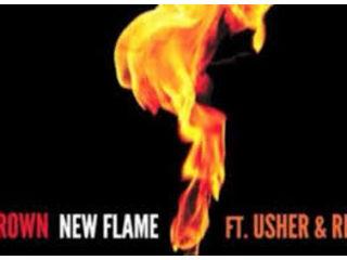"""Chris Brown de retour avec le single """"New Flame"""""""