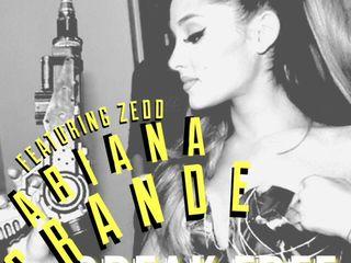 "Ariana Grande remet ça avec ""Break Free"""