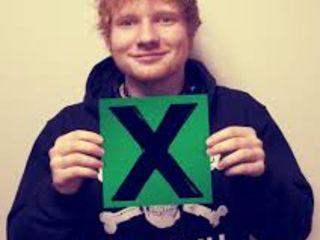 Ed Sheeran fait fureur!