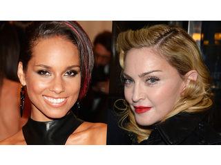 Madonna annonce un duo avec Alicia Keys
