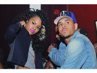 Chris Brown en invité de luxe de la jeune Teyana Taylor