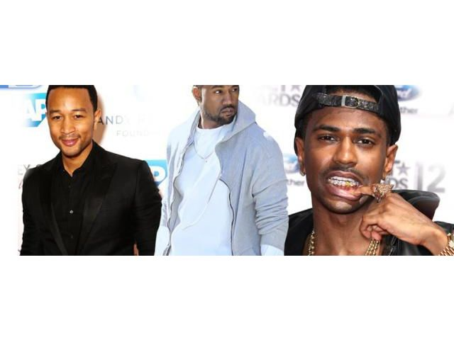"Big Sean invite John Legend et Kanye West sur ""One Man Can Change The World"""