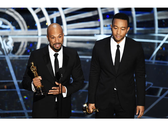 """Glory"", de John Legend et Common, oscarisé"