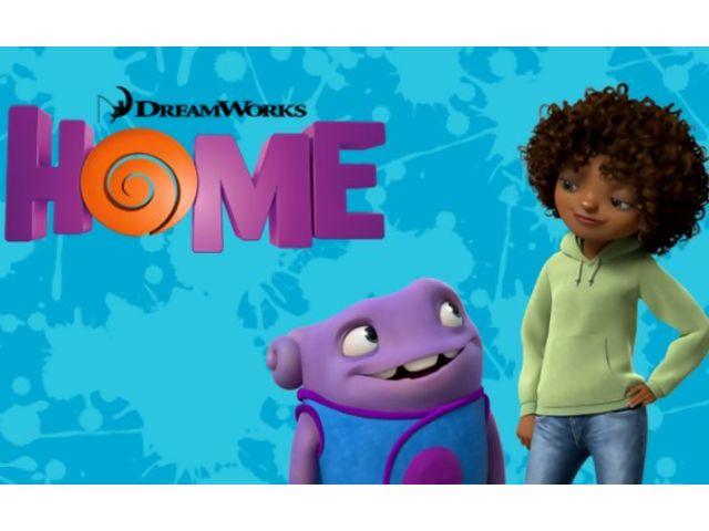 """Rihanna en vedette dans le film d'animation """"En Route!"""""""