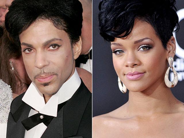 Prince en duo avec Rihanna?