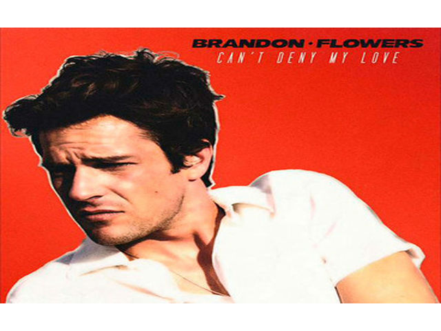 "Brandon Flowers revient en solo avec ""Can't Deny My Love"""