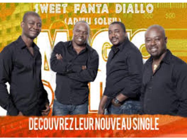 "Magic System adapte ""Sweet Fanta Diallo"" à sa sauce"