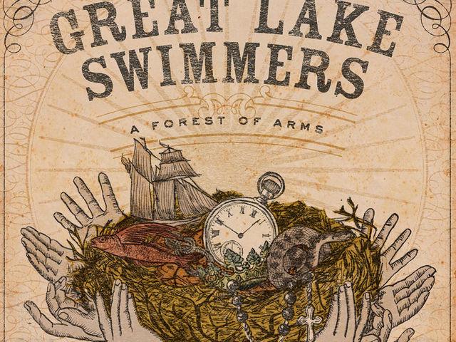 """""""A Forest Of Arms"""", la voix folk-americana de Great Lake Swimmers résonne à nouveau"""