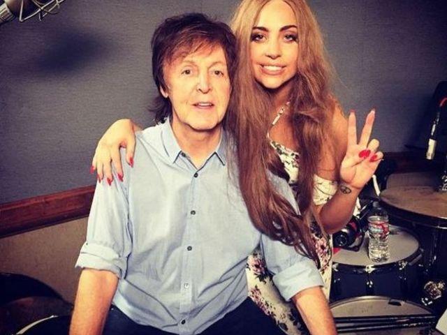 McCartney et Lady Gaga réunis dans un duo
