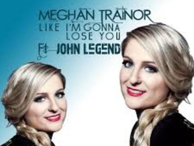 "Meghan Trainor sensuelle dans ""Like I'm Gonna Lose You"""