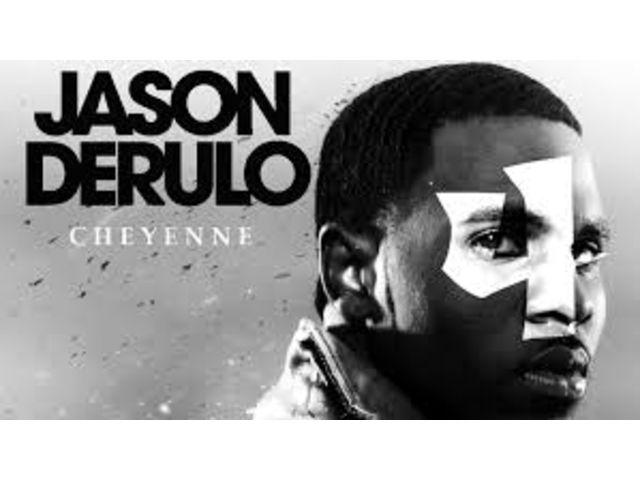 """Jason Derulo enchaîne avec """"Cheyenne"""""""