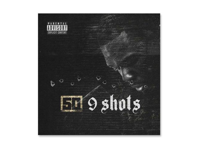 """50 Cent revient aux fondamentaux avec """"9 Shots"""""""