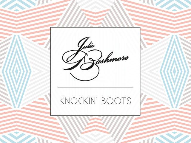 """Julio Bashmore fait le grand saut electro house avec """"Knockin' Boots"""""""