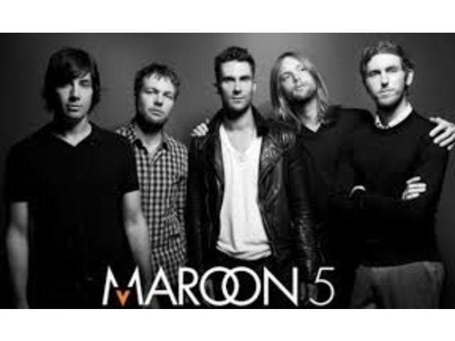 Enfin un best-of de Maroon 5!