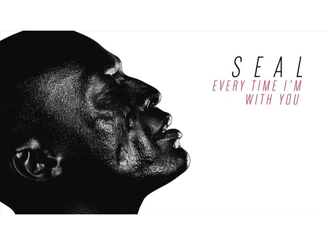 "Seal annonce son retour avec la ballade ""Every Time I'm With You"""