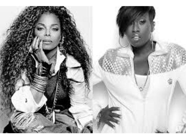 """Janet Jackson et Missy Elliott, festives dans """"Burnitup!"""""""