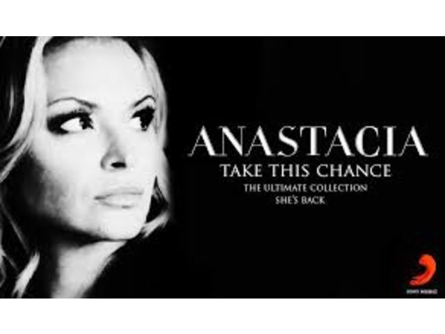 "L'inédit ""Take This Chance"" pour lancer le best-of d'Anastacia"