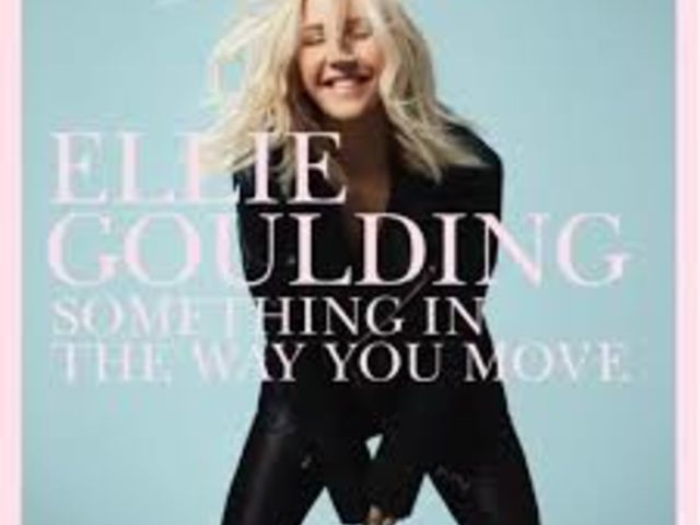 "Ellie Goulding assure dans ""Something in the Way You Move"""