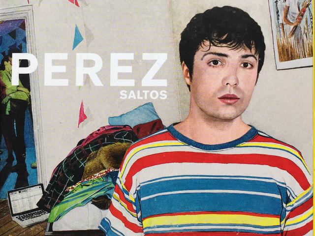 """Perez inaugure la dark pop à la française dans """"Saltos"""""""