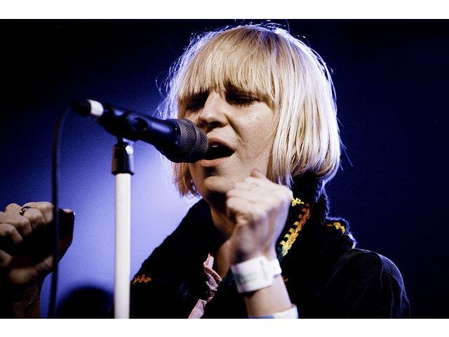 Le tout nouveau single de Sia fuite sur le net