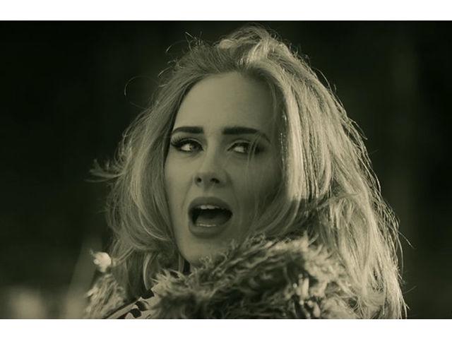 Où s'arrêtera Adele?