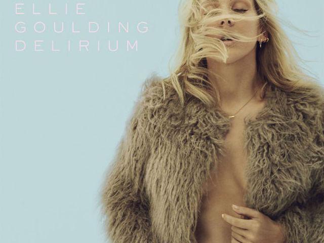 """Sa Majesté pop Ellie Goulding nage en plein """"Delirium"""""""